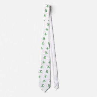 Grandma's Little Leprechaun Tie