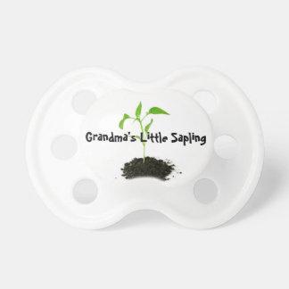 Grandma's Little Sapling Pacifier