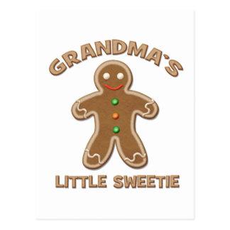 Grandma's Little Sweetie Post Cards