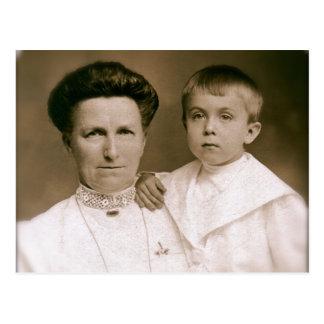 Grandma's Pride & Joy Postcard