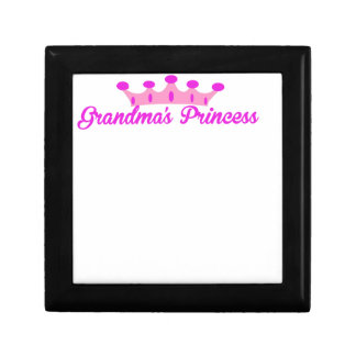 Grandma's Princess Gift Box