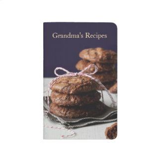 Grandma's Recipes Journal