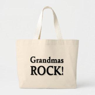 Grandmas ROCK! Tote Bag