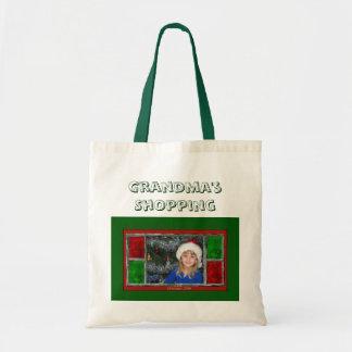 Grandma's Shopping Tote Bag