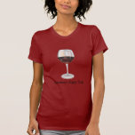 Grandma's Sippy Cup (customisable) T-Shirt