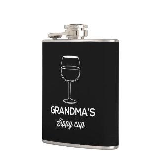 Grandma's Sippy Cup Flasks