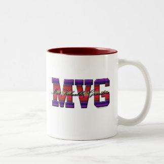 Grandma's Two-Tone Coffee Mug