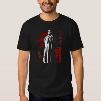 Grandmaster Ip Man - Wing Chun Kung Fu Tee Shirt