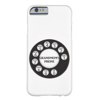 Grandmom's Phone Case-Mate Barely There iPhone 6/6 Barely There iPhone 6 Case