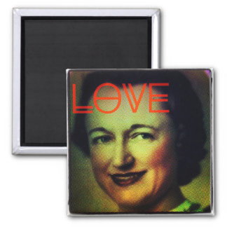 Grandmother Love magnet