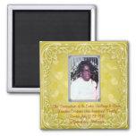 Grandmother Mary Fridge Magnet
