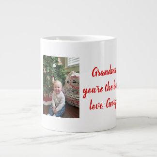 grandmother mug from grandson