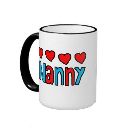 grandmother nanny mug