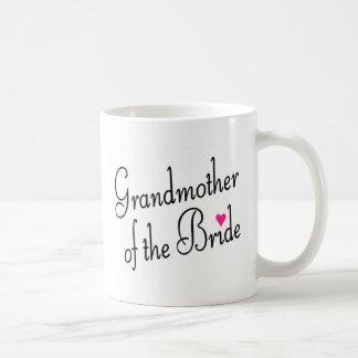 Grandmother Of The Bride Coffee Mug