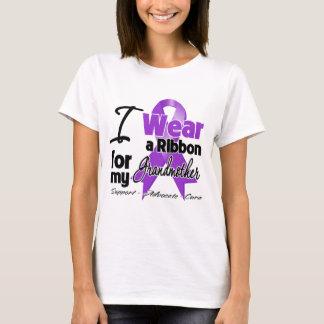 Grandmother - Pancreatic Cancer Ribbon T-Shirt