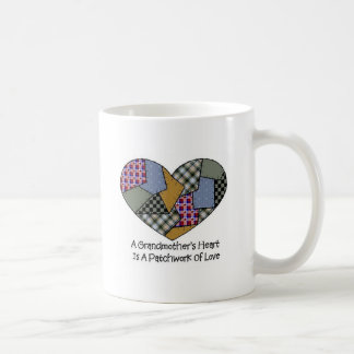 Grandmother's Patchwork Mug