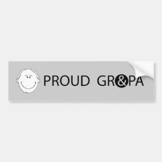 GRANDPA1_BUMPER(color) Bumper Sticker