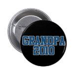 Grandpa 2010 6 cm round badge