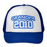 Grandpa 2010 cap