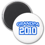 Grandpa 2010 fridge magnets