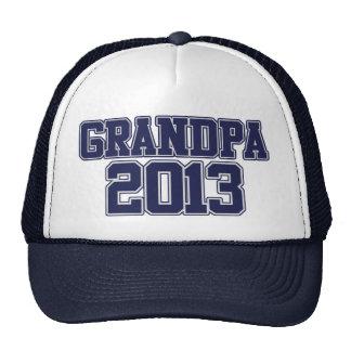 Grandpa 2013 cap