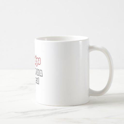 Grandpa...Big Deal Basic White Mug