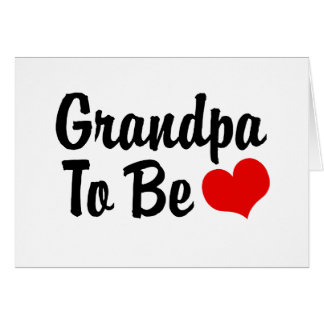 Grandpa Greeting Card
