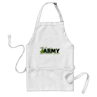 Grandpa Combat Boots - ARMY Standard Apron