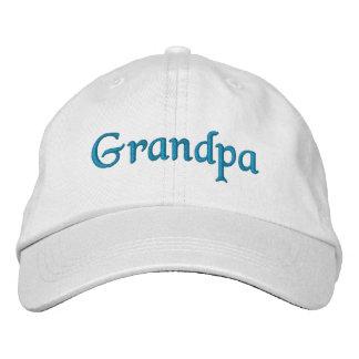 Grandpa Embroidered Hats