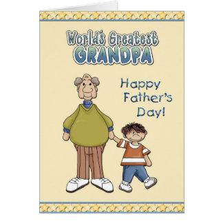 Grandpa Father s Day Card