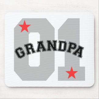 Grandpa Gift Mouse Pad