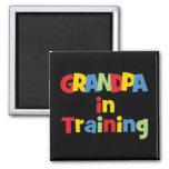 Grandpa Gifts Fridge Magnets