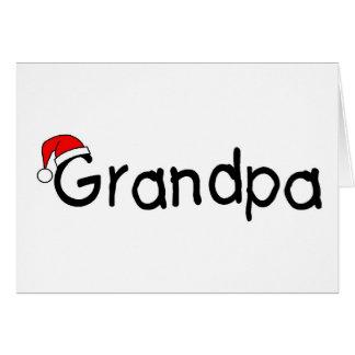 Grandpa Greeting Card