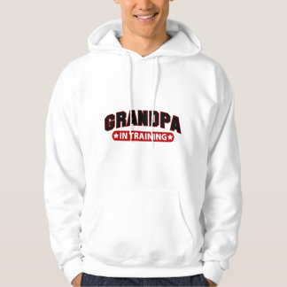 Grandpa In Training Hoodie