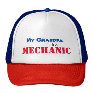 Grandpa is a mechanic hat