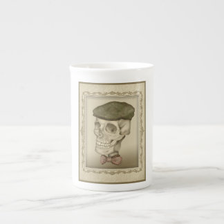 Grandpa Oliver's Driving hat and Bow Tie China Mug