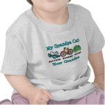 Grandpa Outswim Outbike Outrun Triathlon Baby T-sh Shirts