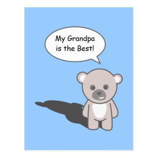 Grandpa postcard1 postcard