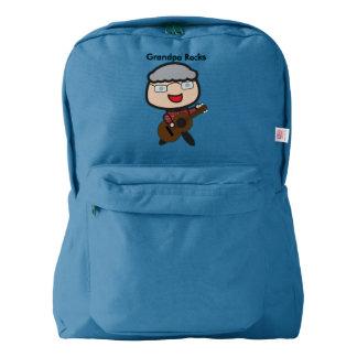 Grandpa Rocks Backpack