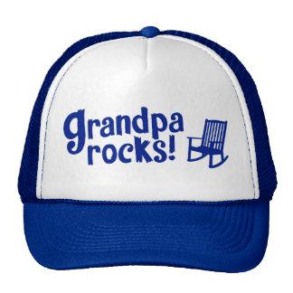 Grandpa Rocks Cap