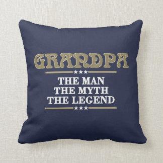 GRANDPA The Man Cushion