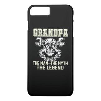 Grandpa the man iPhone 7 plus case