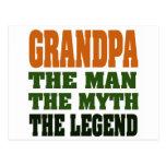 Grandpa - the Man, the Myth, the Legend!