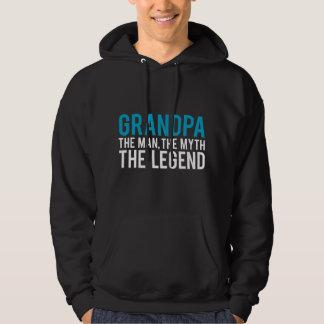 Grandpa, the Man, the Myth, the Legend Hoodie