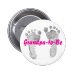 Grandpa-to-Be Badges