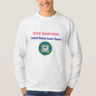 Grandparent USCG T-Shirt