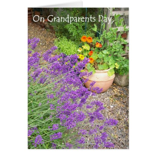 Grandparents' Day Card