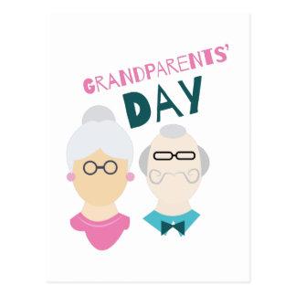 Grandparents Day Postcard