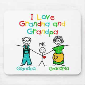 Grandparents Gift Mousepads