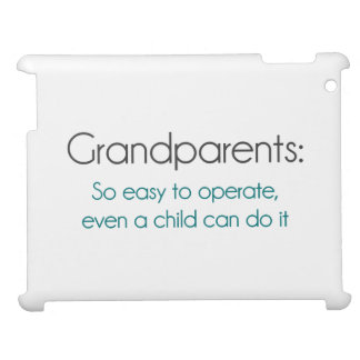 Grandparents So Easy To Operate iPad Covers